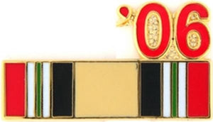 06 Iraq Ribbon Small Pin