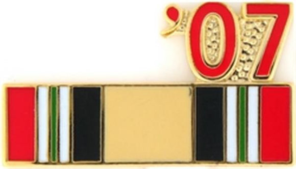 07 Iraq Ribbon Small Pin