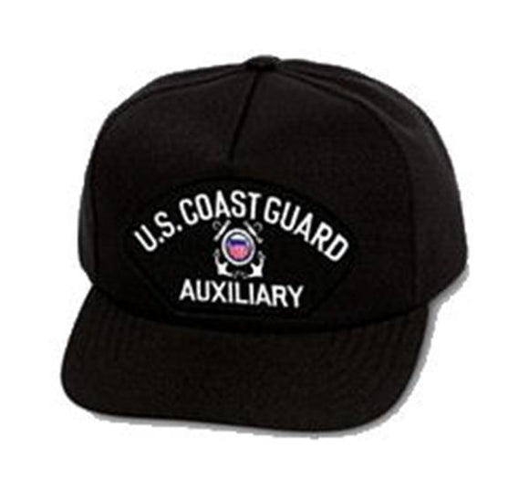 U.S. Coast Guard Auxiliary Ball Cap