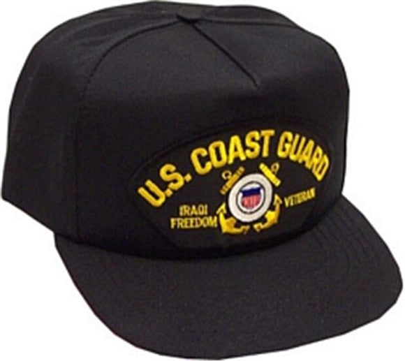 U.S. Coast Guard Iraqi Freedom Veteran Ball Cap