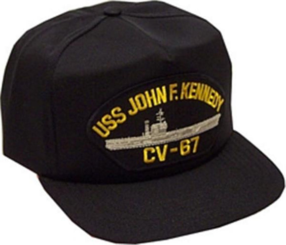 USS John F Kennedy Ball Cap