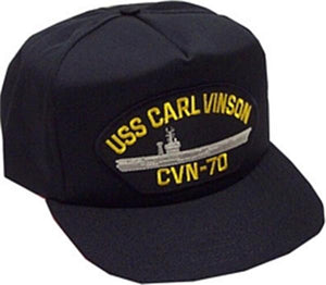 USS Carl Vinson Ball Cap