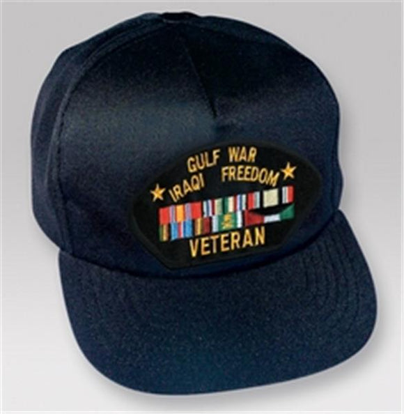 Gulf War-Iraqi Freedom Veteran Ball Cap