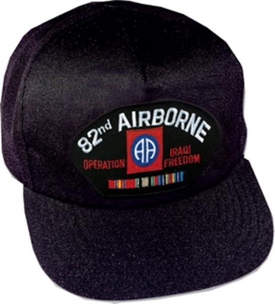 82nd Airborne Division Iraqi Freedom Ball Cap