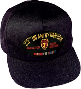 25th Infantry Division Iraqi Freedom Ball Cap