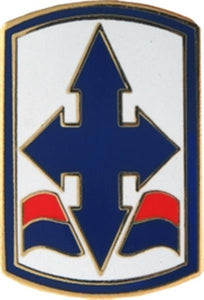 29th Infantry Brigade Small Hat Pin