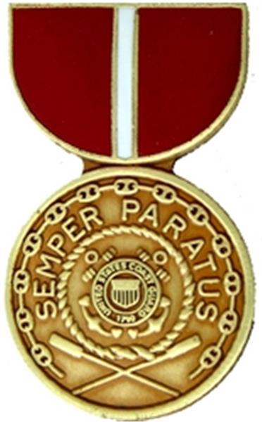 USCG GOOD CONDUCT Small Pin