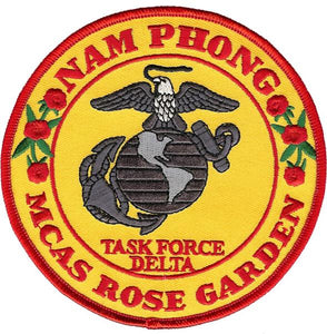 MCAS-ROSE GARDEN NAM PHONG USMC Patch