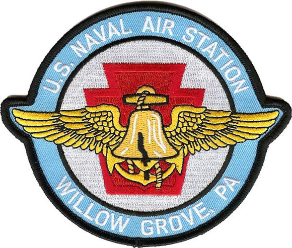 NAS-WILLOW GROVE USMC Patch