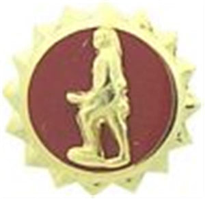 U.S. Army Honorable Discharge Pin