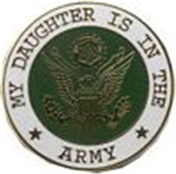 USA DAUGHTER Small Hat Pin 7-8