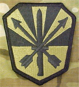 Arizona Army National Guard MultiCam  OCP Patch