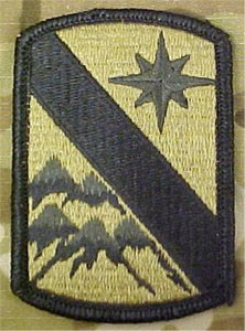 43rd Sustainment Brigade Multicam  OCP Patch