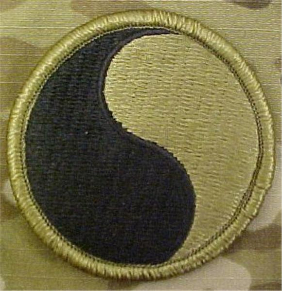 29th Infantry Division Multicam  OCP Patch