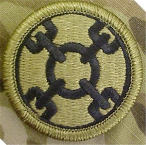 310th Sustainment Command Multicam OCP Patch