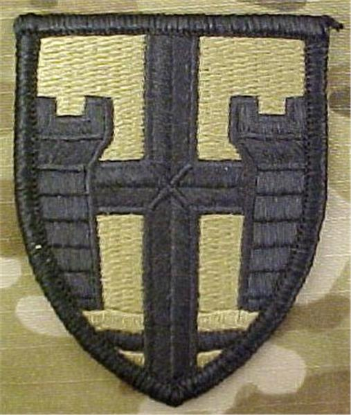 Puerto Rico Army National Guard Multicam  OCP Patch