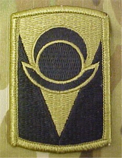 53rd Infantry Brigade Multicam OCP Patch