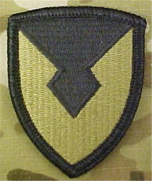 U.S. Army Materiel Command (DARCOM) Multicam  OCP Patch