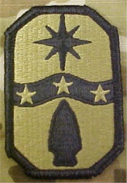 371st Sustainment Brigade Multicam  OCP Patch