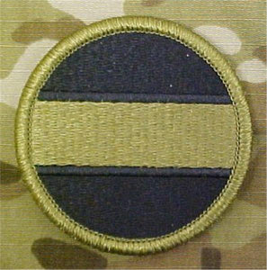 FORSCOM (US Army Forces Command) Multicam  OCP Patch