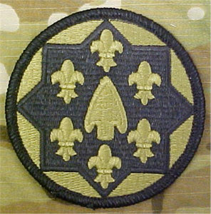 115th Support Group Multicam  OCP Patch