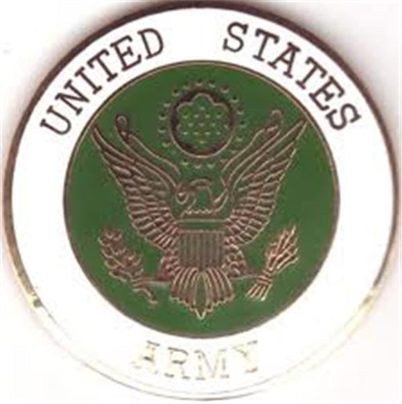 U.S. Army Logo Hat Pin