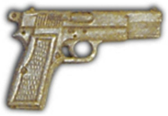 9MM Pistol Small Hat Pin