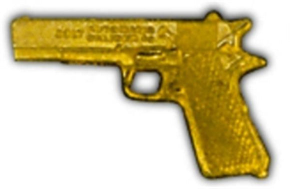 45 Pistol Small Hat Pin