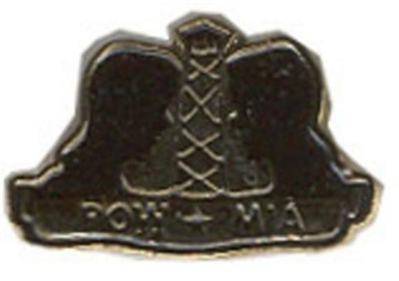 POW-MIA Face To Face Small Hat Pin