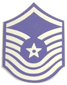 USAF E-8 SMSgt Small Hat Pin