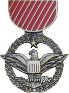 USAF Combat Action Mini Medal Small Pin