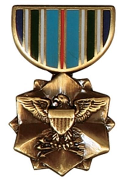 Joint Service Achievement Mini Medal Small Pin
