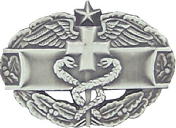 Combat Medic 2nd Award Small Hat Pin