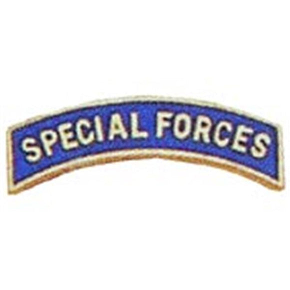Special Forces Tab Small Hat Pin