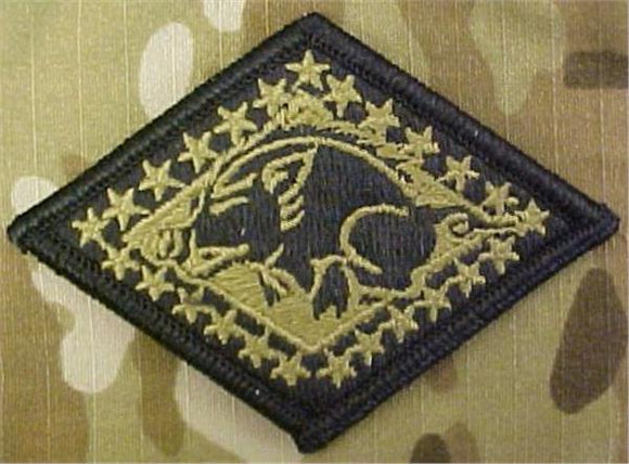 Arkansas Army National Guard MultiCam  OCP Patch