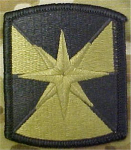 347th Support Group Multicam  OCP Patch