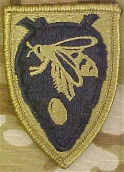 North Carolina Army National Guard MultiCam  OCP Patch