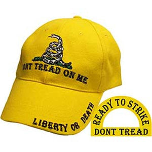 Don't Tread On Me Ball Cap