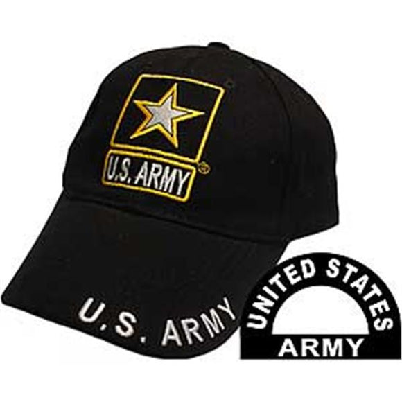US Army Star Logo Ball Cap
