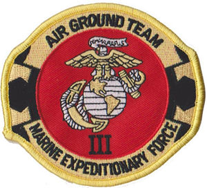 3rd Marine Expeditionary Force USMC Patch