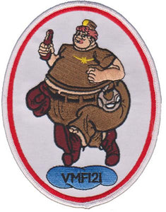 Marine Fighter Squadron 121 USMC Patch