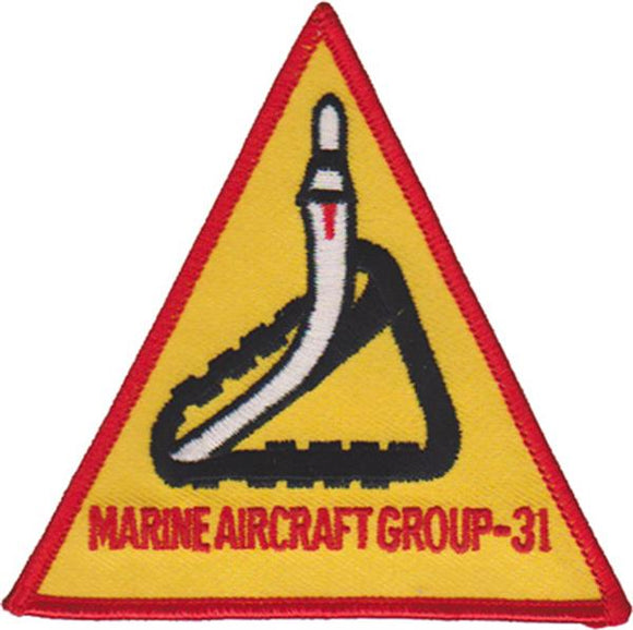 Marine Aircraft Group-31 USMC Patch