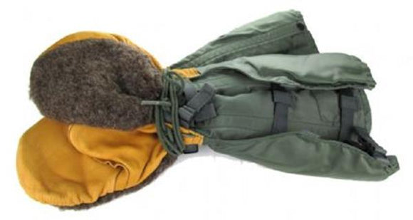 U.S. Air Force Flyers Mittens with Liners - Arctic Mitts