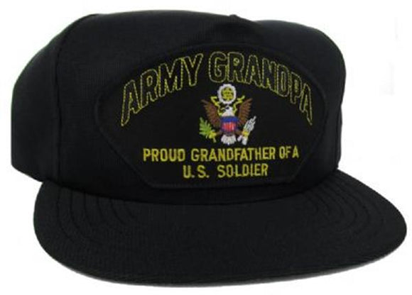 Army Grandpa - Proud Grandfather of a U.S. Soldier Ball Cap