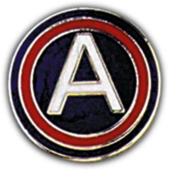 3rd Army Small Hat Pin