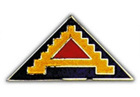 7th Army Small Hat Pin