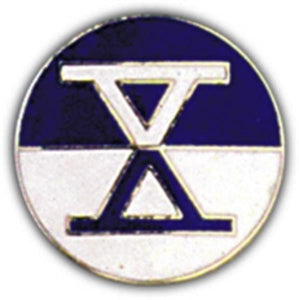 10th Corps Small Hat Pin
