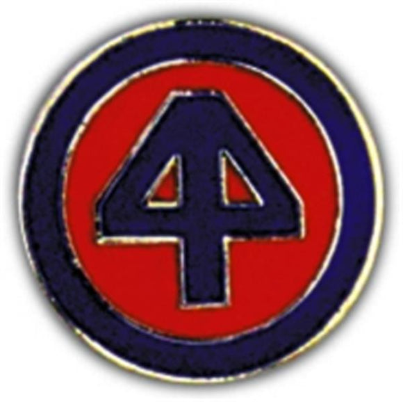 44th Division Small Hat Pin