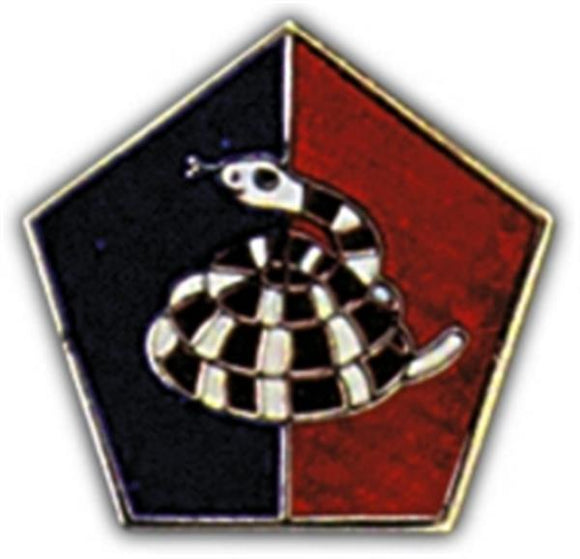 51st Division Small Hat Pin