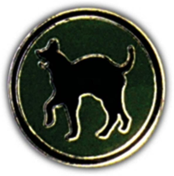 81st Division Small Hat Pin